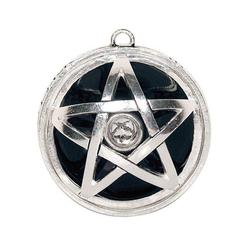 Adelia´s Amulett Magische Pentagramme Talisman, Astralpentagramm - Für geistige Visionen