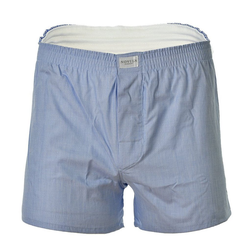 Novila Boxershorts Herren Web-Shorts - Boxershorts, Baumwolle 2XL