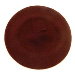 Chaplino Baskenmütze mit französischem Charme rot