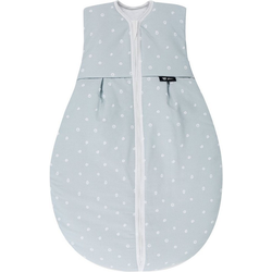 MyToys-COLLECTION Babyschlafsack Sommer-Schlafsack Molton,Shell blau, 110 cm