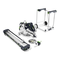 Festool Kapp-Zugsäge KS 88 RE-set-UG KAPEX - Kappsäge