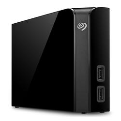 Seagate Backup Plus Hub 4TB schwarz externe HDD-Festplatte