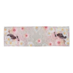 Tischläufer FAGIANO rosa (LB 140x40 cm)