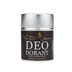The Ohm Collection Deo Powder - Sacred Frankincense 120g