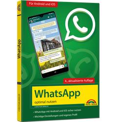 WhatsApp optimal nutzen - 4. Auflage