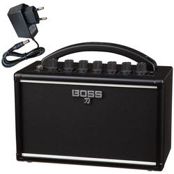 Boss by Roland Boss Katana Mini Gitarrenverstärker + 9V Netzteil Verstärker