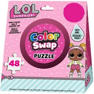 L.O.L. Surprise! 6053795 L.O.L Surprise Puzzle Color Change (Asst), Mehrfarbig