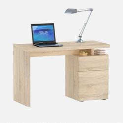 Schreibtisch in Sonoma Eiche 120 cm breit