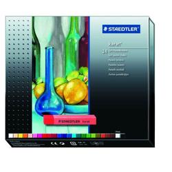 STAEDTLER Soft Pastellkreide/2430 C24 Inh.24