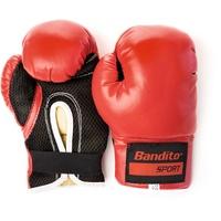 Bandito Boxhandschuhe Kinder M/L rot/schwarz