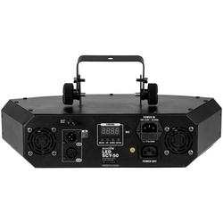 Eurolite SCY-50 DMX LED-Effektstrahler Anzahl LEDs:55