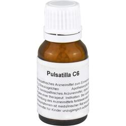 PULSATILLA C 6 Globuli 15 g