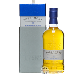 Tobermory 18 Single Malt Whisky