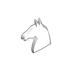 Ausstecher Pferdekopf