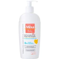 MIXA Baby Duschgel & Shampoo 2 in 1 für Kinder 250 ml