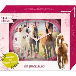 Wecker Pferdefreunde (mit Wieher-Weckton)