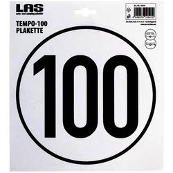 LAS 10541 100 km/h Tempo-Plakette