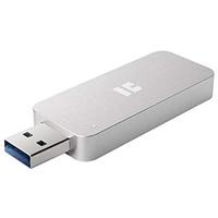 TrekStor I.GEAR SSD-Stick Prime 256GB USB 3.1 silber