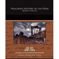 Procopius History of the Wars (Books V and VI) als Taschenbuch von Procopius