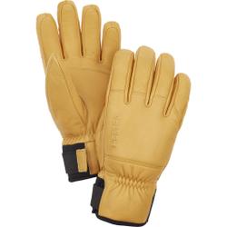 Hestra - Omni 5 Finger Tan - Skihandschuhe - Größe: 8
