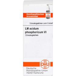 LM ACIDUM phosphoricum VI Globuli 5 g