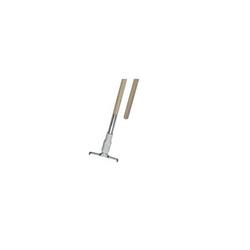 Besenstiel Stiel für Besen BECO 4-Loch Patent Holz
