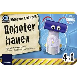 Franzis Verlag 65251 Franzis Roboter Roboter Bausatz ab 8 Jahre