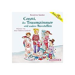 Conni & Co - 15 - Conni  das Traumzimmer und andere Baustellen - Hörbuch