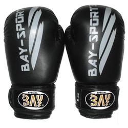 BAY-Sports Boxhandschuhe Black Or Black Boxhandschuhe 8 - 12 Unzen