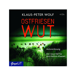 Klaus-Peter Wolf - Ostfriesenwut (CD)