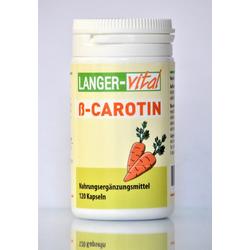 Beta-Carotin (ß-Carotin), 120 Kapseln