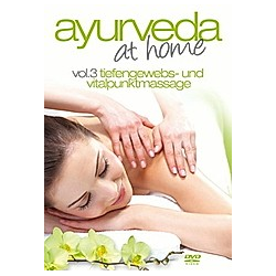 Ayurveda - At Home Vol.3 - DVD  Filme
