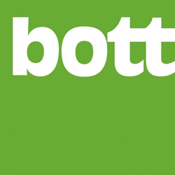 Bott 41203003.08V Arbeitsplattenabschluss (B x H x T) 2000 x 85 x 15mm