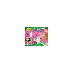 Crayola® Malvorlage Colour ´N´ Wash - Hund und Katze