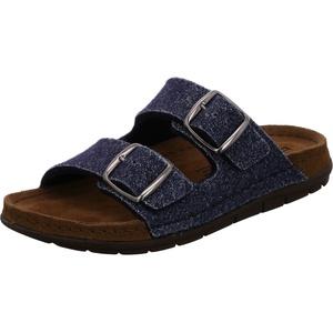 Rohde Damen Pantoffeln Hausschuhe Pantolette Softfilz Rodigo-D 6196