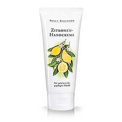 Zitronen-Handcreme