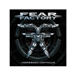 Fear Factory - Aggression Continuum (CD)