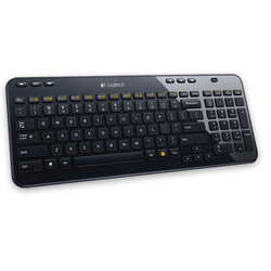 Wireless Keyboard K360 German layout