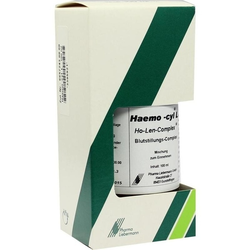 Haemo-cyl L Ho-Len-Complex Blutstillungs-Complex
