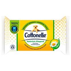 Cottonelle Feuchttücher Natürlich Pflegend 42 Tücher