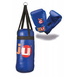 Kids Boxing Set blau (Farbe: Blau)