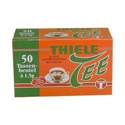 Thiele Tee, Echte Ostfriesische Mischung, 50 x 1,5 g Beutel
