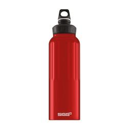 Sigg Trinkflasche SIGG Alutrinkflasche 'WMB' - 1,5 Liter rot