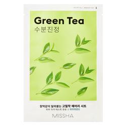 Missha Airy Fit Sheet Mask, Green Tea (19 g)