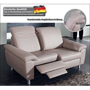 Dietsch Cortina Leder Relaxsofa Leder o. Textil wählbar