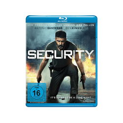 Security Blu-ray