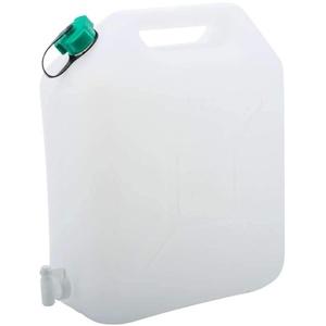 2xPROFI 20 L Kanister Campingkanister Kunstoffkanister Camper Wasserkanister NEU