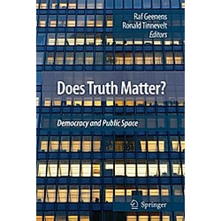 Does Truth Matter? - Buch