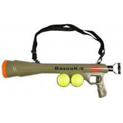 Bazooka Tennisbal voor de hond  Per stuk