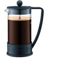 Bodum BRAZIL Kaffeebereiter 8 Tassen, 1 l Transparent, Weiß